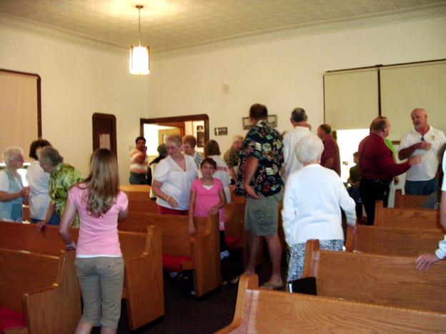 Vermillion Christian Church Location